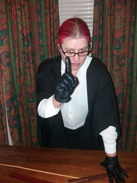 mistress-vixen-Scotland-diciplinarian-leather-gloves